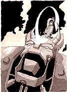 Cyrus et un Centurion à vapeur