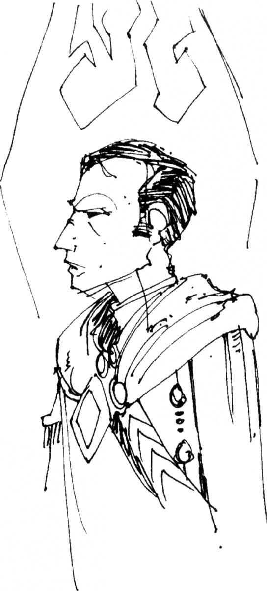 Titus Alorius, Officier Colovien