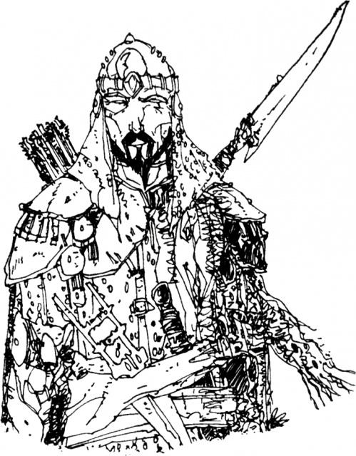 Guerrier d'Anvil