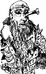 Guri Tête-de-clou, Seigneur de Skerd