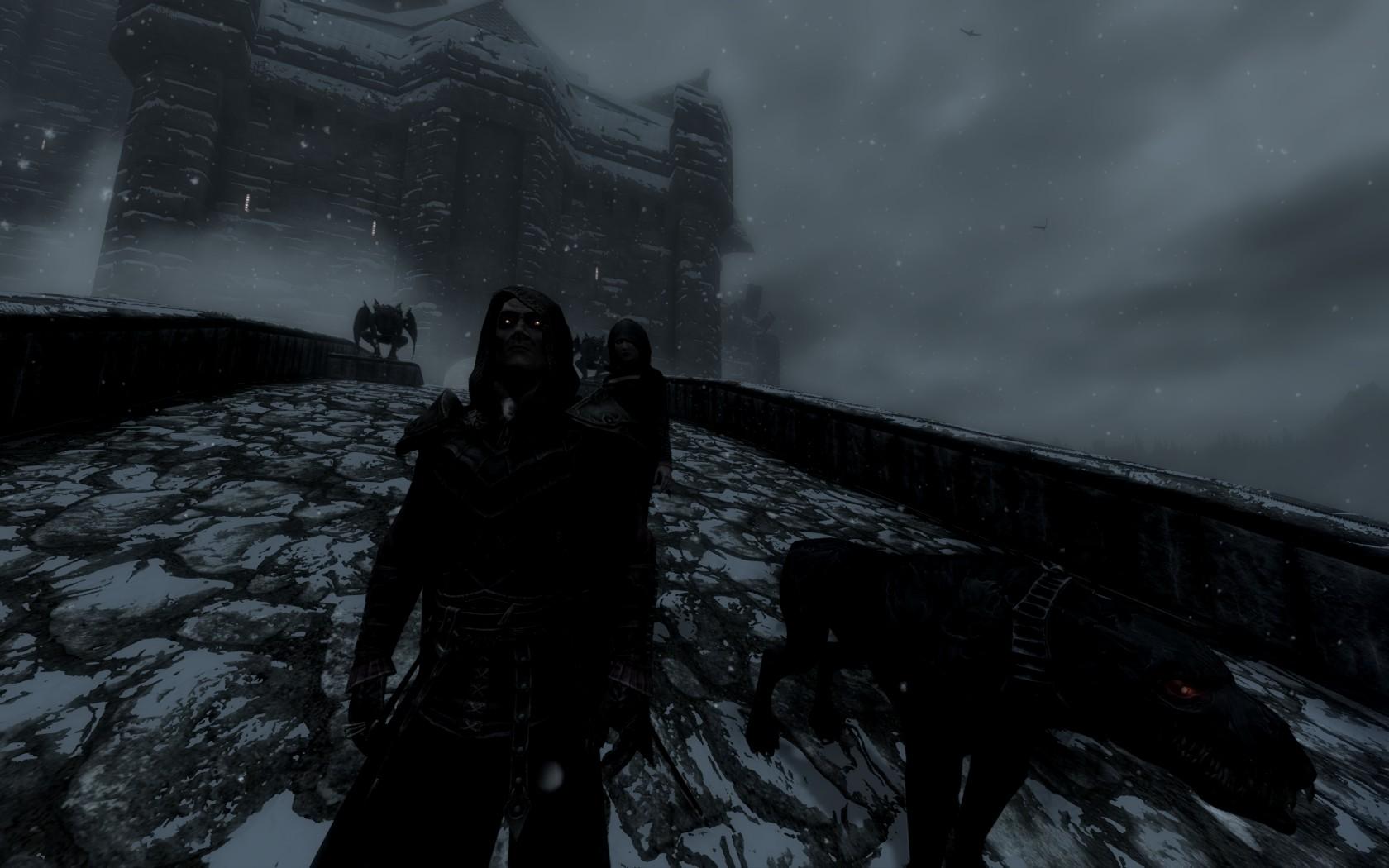 Comte Von Athyn, Seigneur Vampire