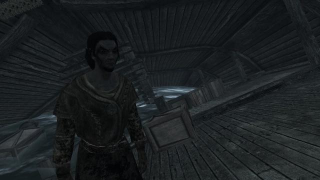 Dres Llaro survit à un naufrage