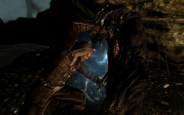 Geralt de Blancherive, Chasseur de vampires