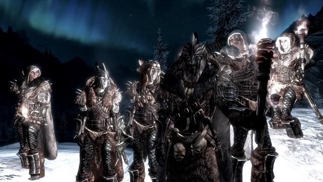 Le clan des loups nordique