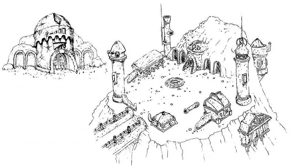 Ruines Dwemers