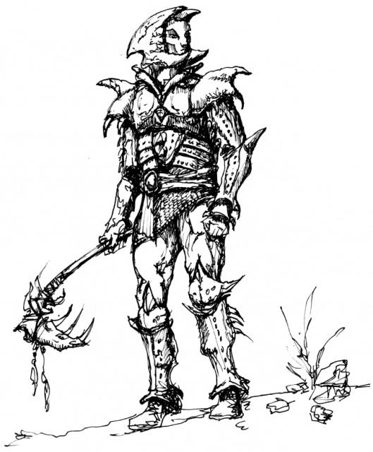 Armure Dreugh complète
