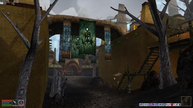 Porte des âmes (Morrowind Rebirth)