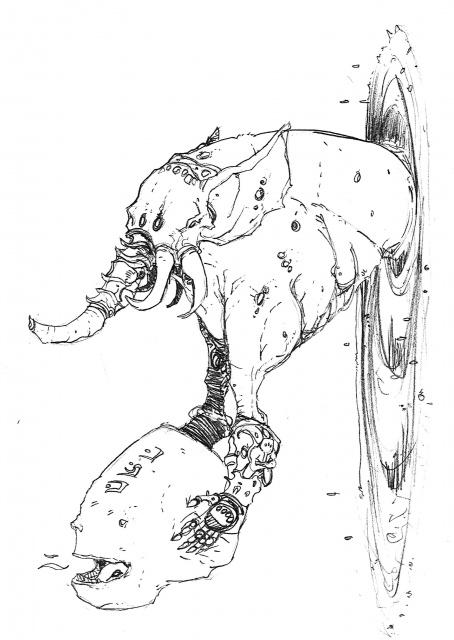The Head (Clavicus Vile ?)