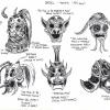 Masques daedriques