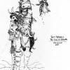 Les adieux de Talos au roi d'Atmora