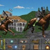 Cavaliers dans une version préliminaire du jeu (Retirés par la suite)