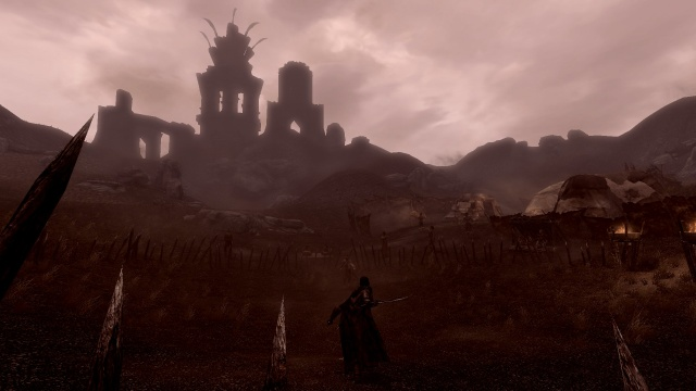 L'arène des Terres-Cendres