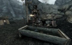 Parjure à la forge