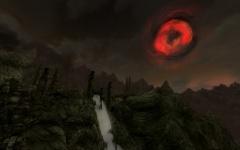 Étrange éclipse