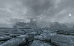 Bordeciel vue de la mer des fantômes