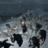Bataille gelée
