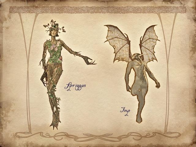 Spriggan et Diablotin