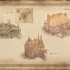 Cité impériale, ferme et Guilde des mages