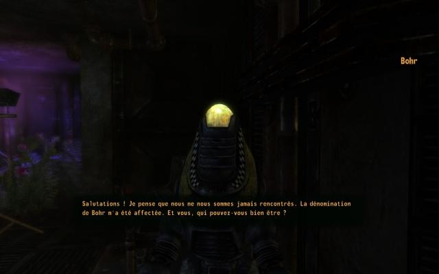 Abri 22 : Bohr