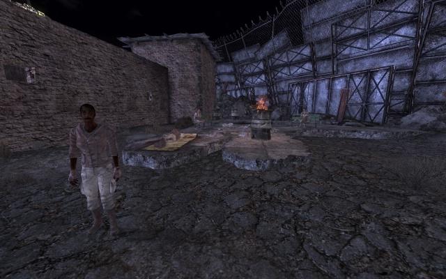 Freeside : Camp des Squatteurs