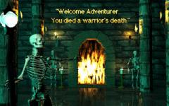Vous êtes mort !