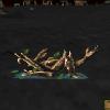 Spriggan changé en petit bois