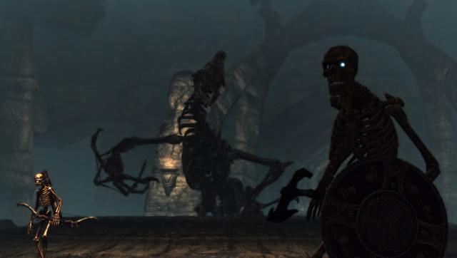 Les gardiens du Labyrinthe