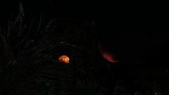 Une nuit à la vieille tour de guet d'Epervine