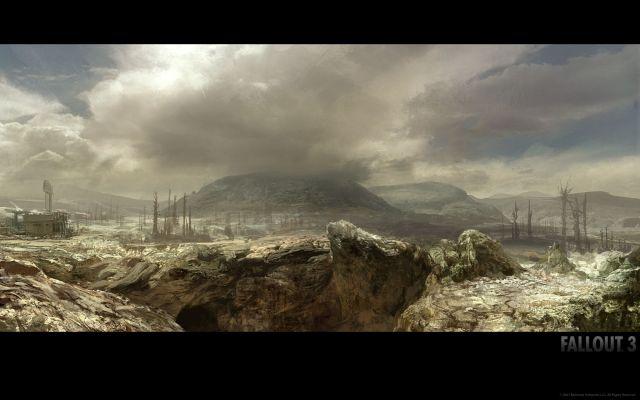 Terres désolées