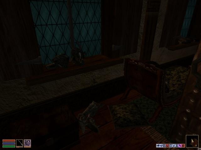 Chambre du Rond Bidon 2
