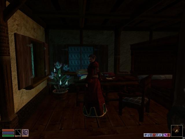 Chambre du Rond Bidon 3