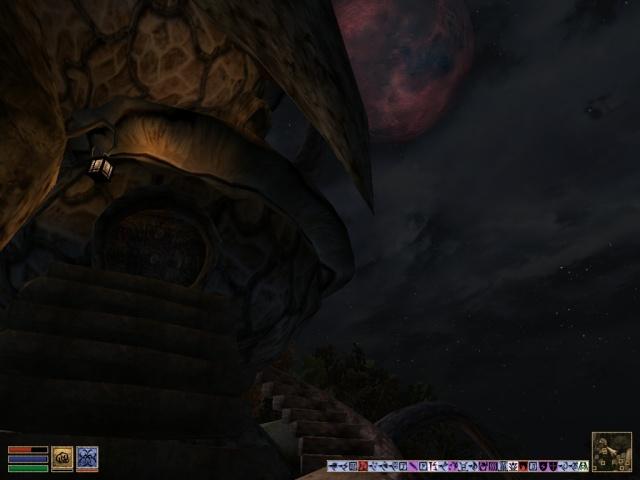 Extérieur de la tour 5.