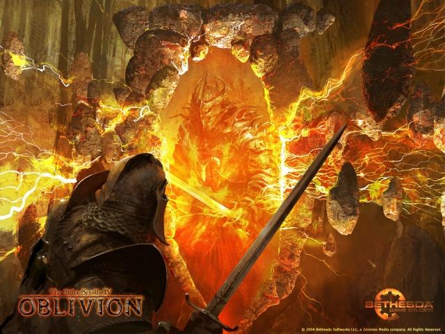 Porte d'Oblivion