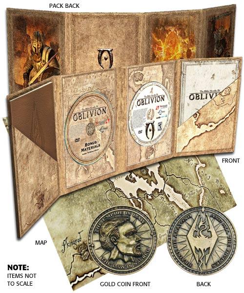 TES 4 Oblivion : Collector Edition