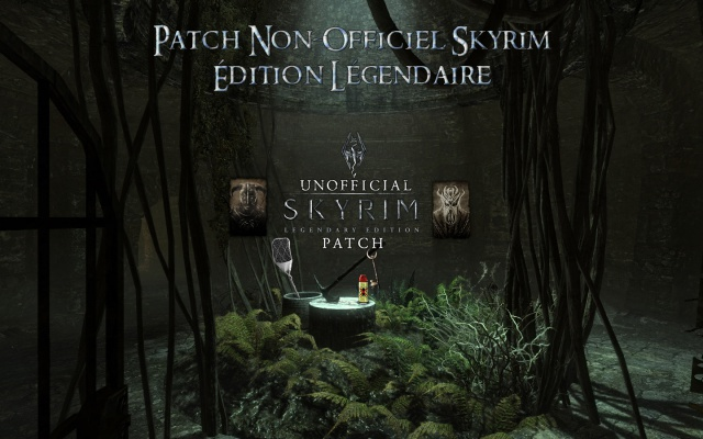 Patch Non-Officiel Skyrim - Édition Légendaire