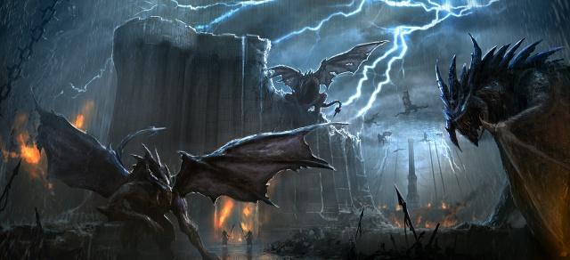 Titans Daédriques