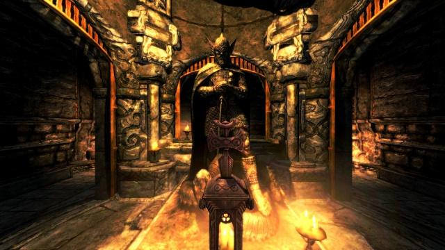 Autel de Talos à Markarth