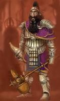 Armure Antique - dernier message par Kael