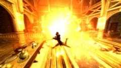 Explosion à Fort-Dragon