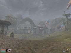 Castel Uvirith - extérieur