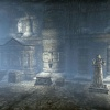 Il y a souvent une ambiance très particulière dans les ruines souterraine... C'est rarement le moment d'y lâcher son arme pour prendre un screen...
