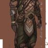 Armure légère Brétone