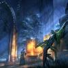 Devant une ruine Alyleide